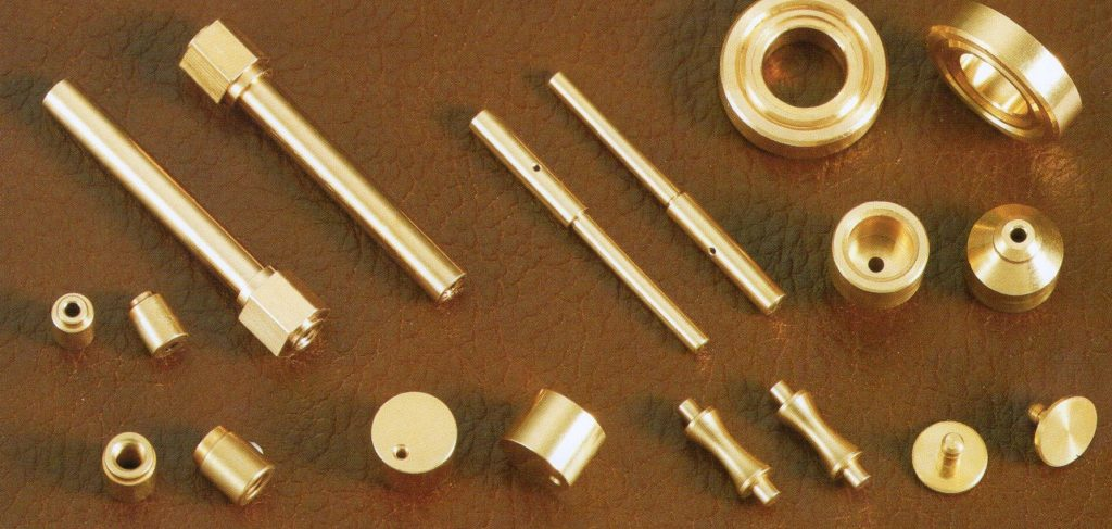 Although most of our shafts are made of steel, we can also build shafts using copper and other materials.